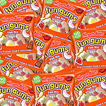 Swizzels Fun Gums Fun Mix Bulk Box
