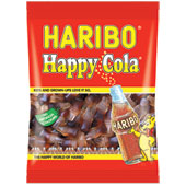 Haribo Happy Cola £0.99 per bag (160g / 5.64oz)