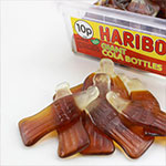 Haribo Giant Cola Tub