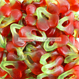 Sweets Party Haribo Happy Cherries Tub
