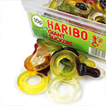Haribo Giant Suckers Tub - Bulk Sweets
