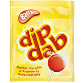 Barratt Dip Dab £0.33 each (26g / 0.92oz)