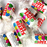 Swizzels Mini Love Hearts Rolls