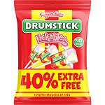 Swizzels Drumstick Lickables Lolly Bag -192g
