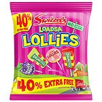 Loadsa Lollies +40% Free