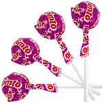 Vimto Lolly