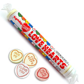 Giant Love Hearts £0.36 per roll (42g / 1.48oz)