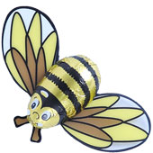 Bumble Bee  Chocolate £0.30 each (12.5g / 0.44oz)