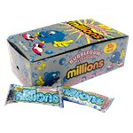 Bubblegum Millions Mini Bag Bulk Box