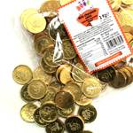 Chocolate Pirate Coins Bulk Bag 1kg - Bulk Sweets