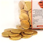 Chocolate Pirate Coins 1kg Bulk Bag