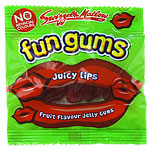 Fun Gums Juicy Lips