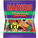 Haribo Wine Gums Bag