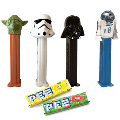Star Wars Pez & Refills