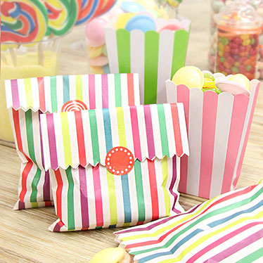 Sweet Bags Candy Buffet