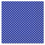 Navy Blue Polka Dot Napkins 3ply