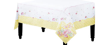 Truly Scrumptious Tablecover - 1.4m x 1.4m