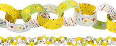 The Great Egg Hunt Paper Chains - 5m