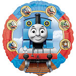 "Thomas the Tank Engine Balloon - 18"" Foil"