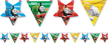 Thomas the Tank Engine Banner - 2.5m Letter