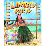 6' Bamboo Limbo Kit with CD