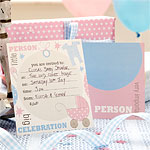 Tiny Feet Invitation Cards