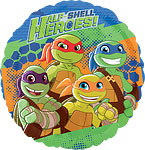 "Half Shell Heroes Balloon - 18"" Foil"