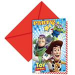 Toy Story Invites - Party Invitation Cards