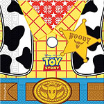 Toy Story 3 Napkins - 2ply Paper