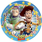 Toy Story 3 Plates - 23cm Paper Party Plates