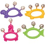 Baby Animal Bell Shakers