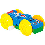 Flippin' Wind Up Race Car