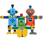 Robot Flexi Toy