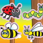 Creatures Stickers