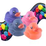 Wrapped Colour Changing Ducks