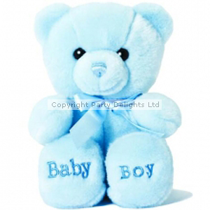 Super Soft Baby Boy Bear Discontinued