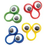 Googley Eye Rings