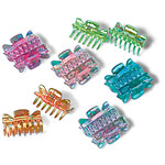 Small Hair Clips - Claw Clips