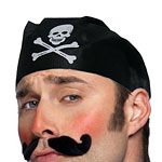 Childs Pirate Bandana Fancy Dress