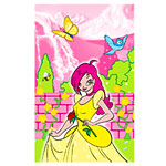 Princess Mini Notebook