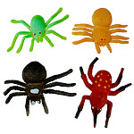 Stretchy Spider toy - 6cm