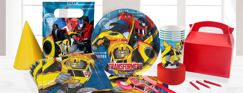 Transformers Party Supplies