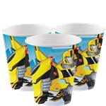 Transformers Paper Party Cups - 266ml