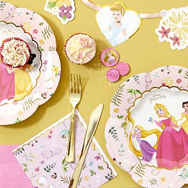 Princess Party Supplies Party Delights