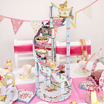 Truly Scrumptious Spiral Cake Stand - 9 Tier
