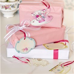 Truly Scrumptious Vintage Gift Tags