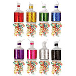 Holographic Party Poppers - Assorted