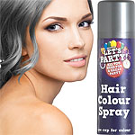Hair Spray - Silver Fancy Dress
