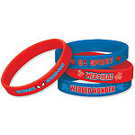 Spider-Man Rubber Bracelets