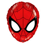 "Spider-Man Head Balloon - 18"" Foil"